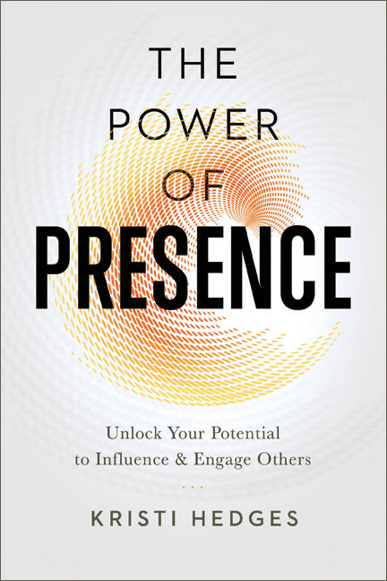 Cover Power of Presence Paperback 432x648